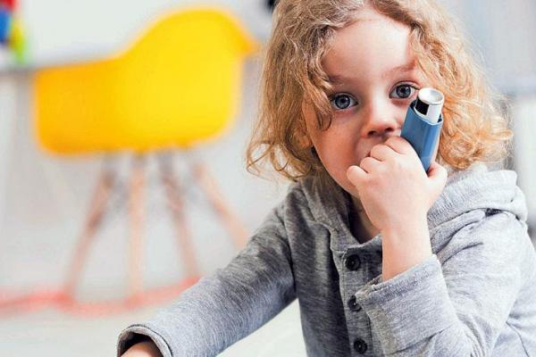 Asma en los niños