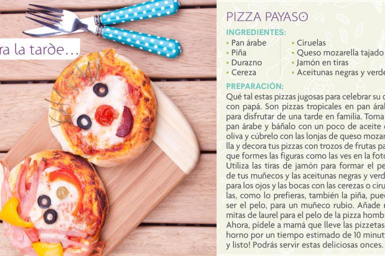 Pizza payaso