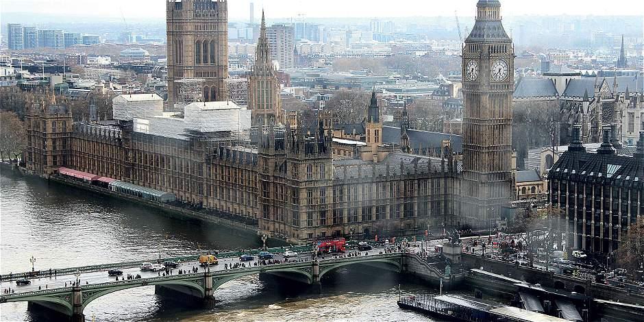 Londres: al otro lado del charco