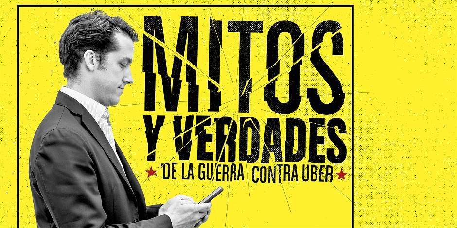 10 mitos y verdades de la guerra contra Uber
