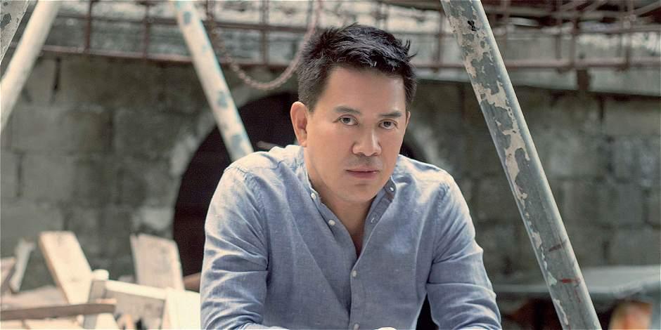 Entrevista con Brillante Mendoza, director de cine filipino