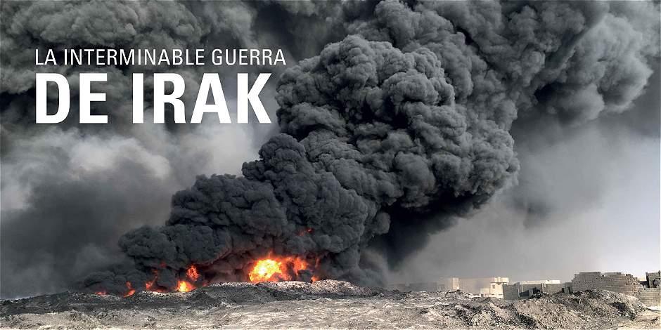 La interminable guerra de Irak