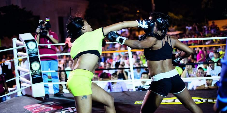 Boxeo trans