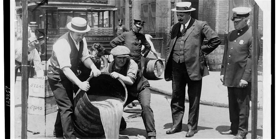 Los cocteles que prohibieron hace 100 años
