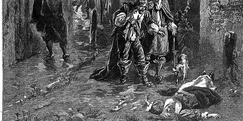 La gran obra de Daniel Defoe sobre las pandemias