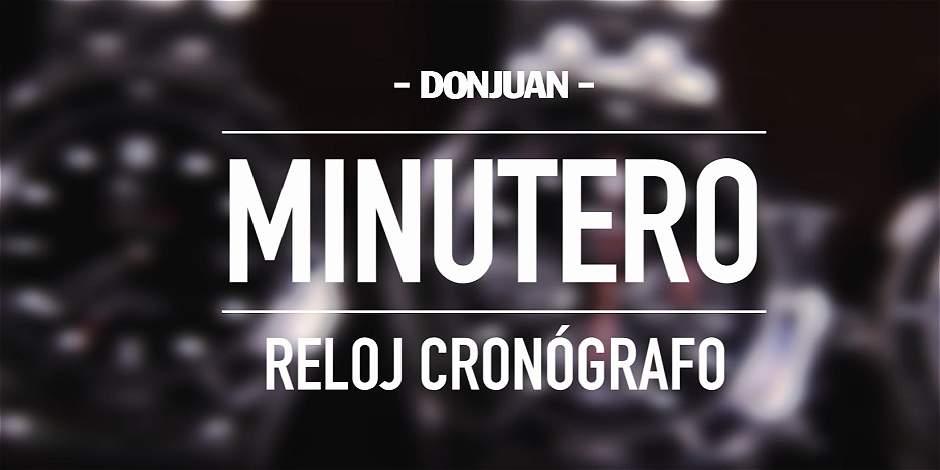 ¿Cómo funciona un cronógrafo?