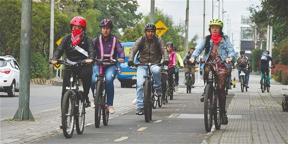 La revolución de las bicicletas
