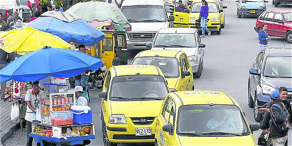 Buscar taxi por placa bogota