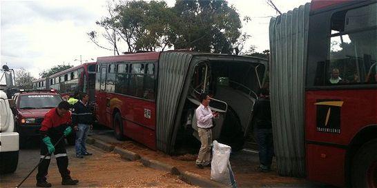 TransMilenio y Sitp: 32 muertos en 2013 y 6 accidentes al día