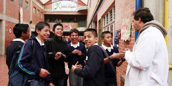 listado colegios distritales: