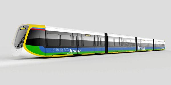 Abrirán concurso para construir tren de cercanías