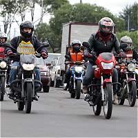 Motos de 125 cm³ deben pagar semaforización