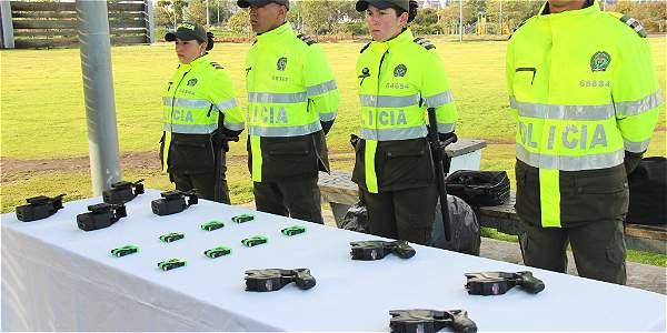 Concejo citará a Policía a explicar uso de pistolas eléctricas