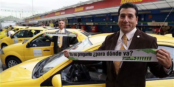 22.000 taxistas se sumaron a esta iniciativa de la empresa Taxis Libres