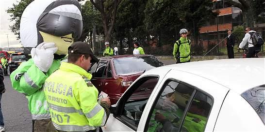 Distrito niega imposición de cuotas de comparendos en Bogotá