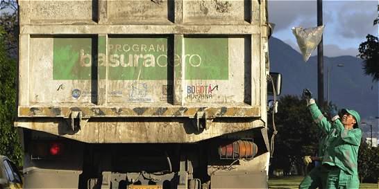 Luego de dos años, polémico modelo de aseo de Bogotá debe desmontarse