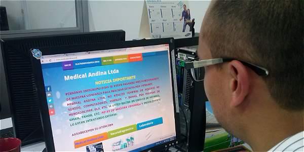 Robo por Internet - Archivo Digital de Noticias de Colombia y el Mundo desde ...
