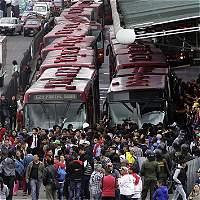 Procuraduría interviene en TransMilenio por crisis de servicio