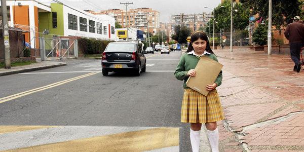 Sofía, la niña de 10 años que cambió la movilidad de la 151