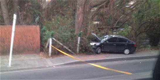 Empleada doméstica fue la víctima de accidente en la Circunvalar