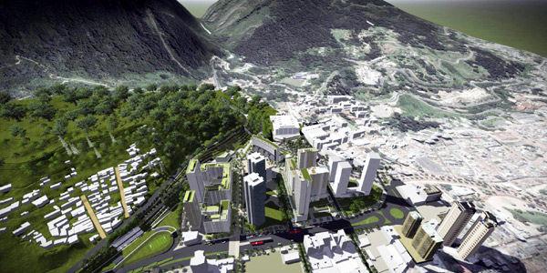 Dan vía libre a plan que le cambiará la cara al centro de Bogotá