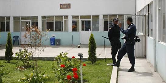 Confirman fuga de un recluso de La Picota