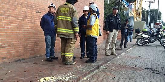 Caso de explosivo en Bogotá resultó ser falsa alarma