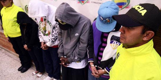 Más de 6.000 menores han sido aprehendidos este año por la Policía