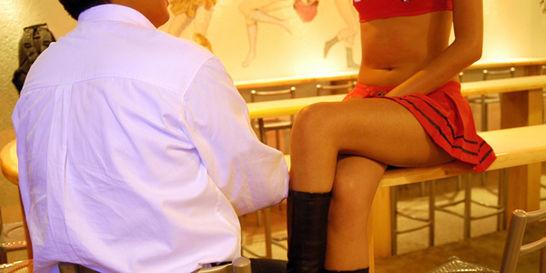 El 22 % de los clientes se enamora de una prostituta
