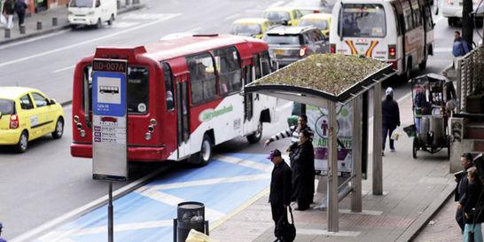 Plan de choque para afrontar paro de transporte público en Bogotá