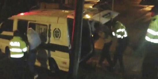 Medida de aseguramiento para integrantes de banda que robaron taxista