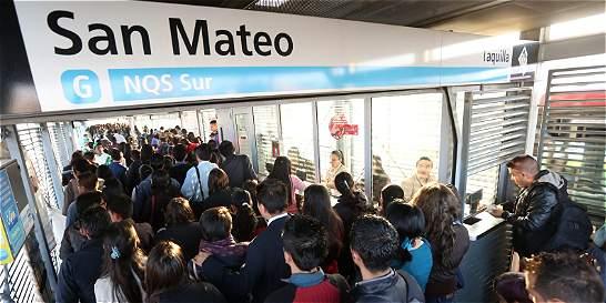 Balacera por intento de atraco en estación de TransMilenio en Soacha