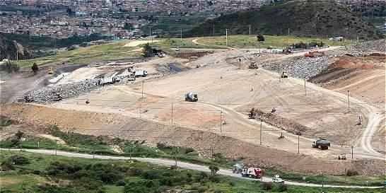 Prohíben a carros del aseo entrar con escombros al relleno Doña Juana