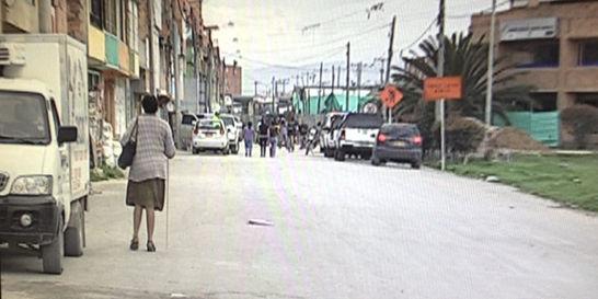 Dos casos de mujeres asesinadas en vía pública de Bogotá