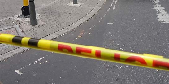 Pareja fue baleada en San Andresito de San José