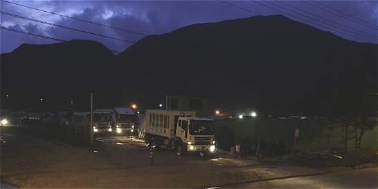 Controversia por amenazas de cese en Aguas de Bogotá