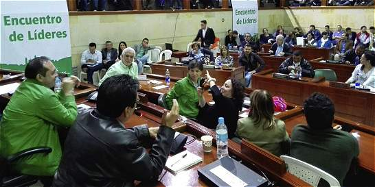 ¿Cuáles son las apuestas del Partido Verde para la Alcaldía de Bogotá?