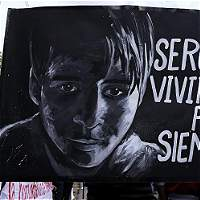 Grado póstumo a Sergio Urrego en la Universidad de los Andes