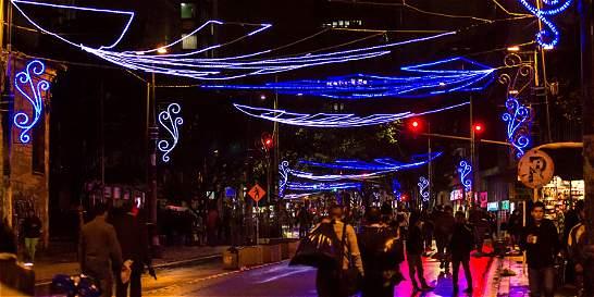 Desde este viernes, a disfrutar las luces de Navidad con espectáculos