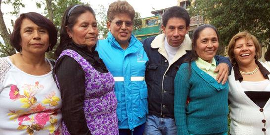La mujer que se reencontró con sus hermanos luego de 40 años