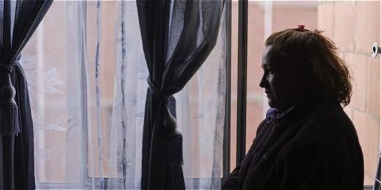Así transcurre la vida en un edificio de víctimas del conflicto