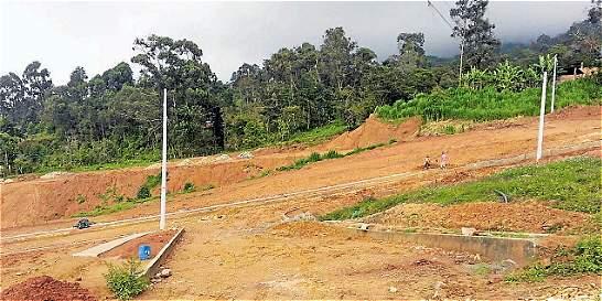 Comunidad pide medidas de protección para cerro Fusacatán en Fusa