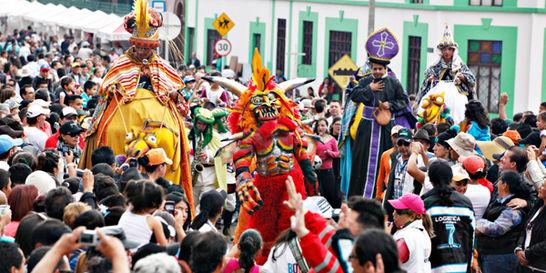 Bogotá celebra los 100 años de su fiesta más antigua