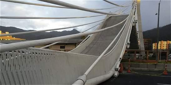 Retiro del puente que colapsó en la carrera 11 durará 3 semanas
