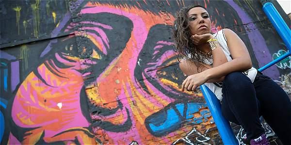 Diana Avella trabaja en el Instituto Distrital de las Artes (Idartes) un  proyecto en 2be5202e247