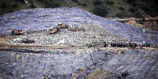 Víctimas del derrumbe de Doña Juana deben probar la afectación