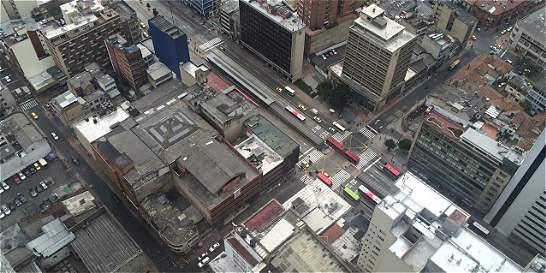 Así se vivió el temblor desde el edificio más alto del país