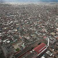 Bogotá creció dos veces el tamaño de la localidad de La Candelaria