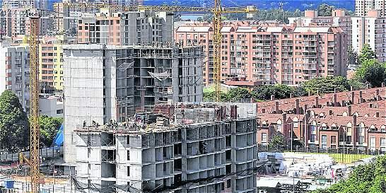 Construcción de vivienda particular en Bogotá cayó 14 % en el 2014