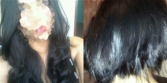 A mujer le robaron el cabello en el sur de Bogotá